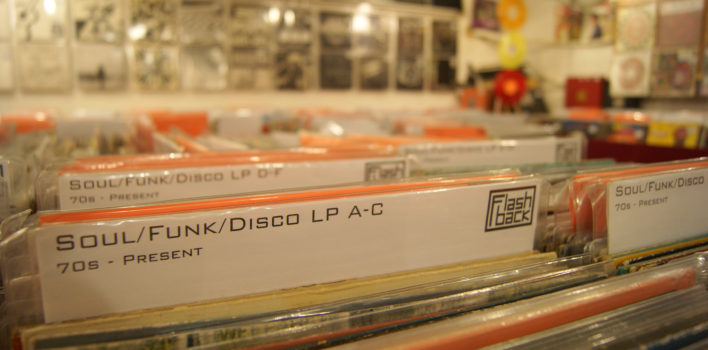 Flashback: Selling vinyl in the digital age