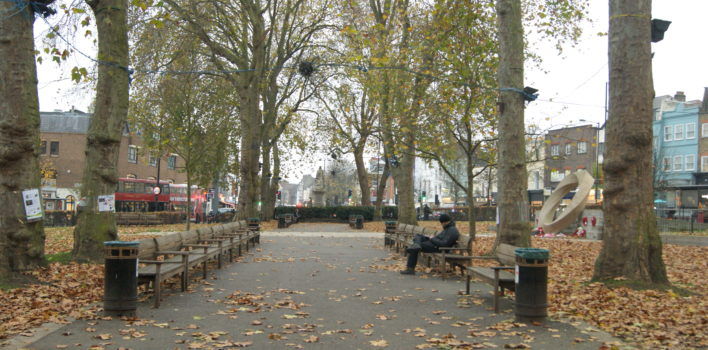 """Plague pit"" under Islington Green, say historians"
