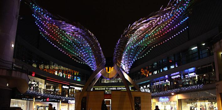 Islington and Hackney's Top 6 Christmas Light Displays