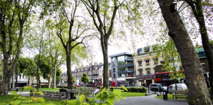 Islington Named London's Greenest Borough