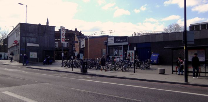 TfL unveils plans to pedestrianise Highbury corner
