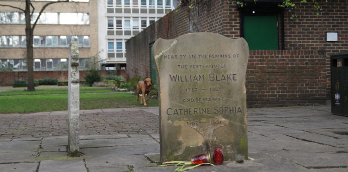 Worries over listed Bunhill Fields in Islington