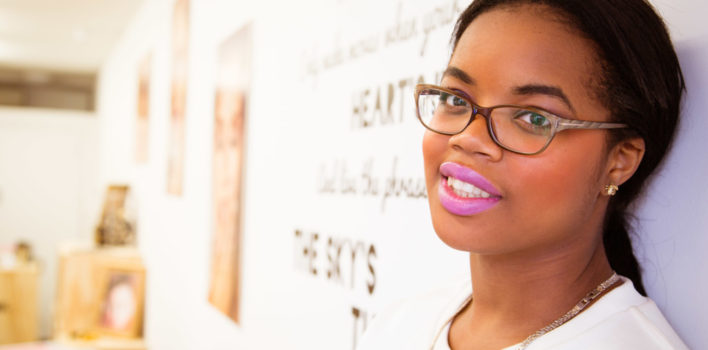 What's colour got to do with it? The debate between darker skin and lipstick colour
