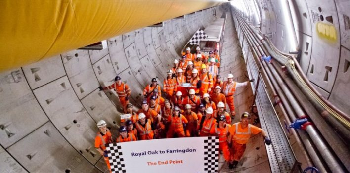 Podcast: Coping with Crossrail on the doorstep