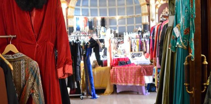 A vintage world: Impressions from Clerkenwell Vintage Fashion Fair