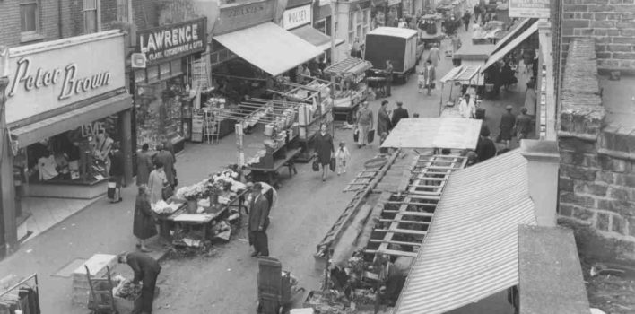 The evolution of Exmouth Market