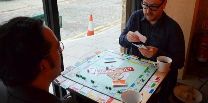Review: Discover your inner child at London's first board game café