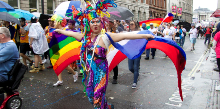 Pride in London 2015 – but is the capital still in the closet?