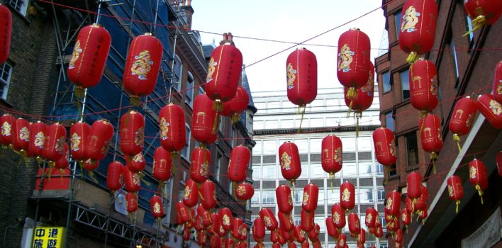 The best places to celebrate Chinese New Year in London