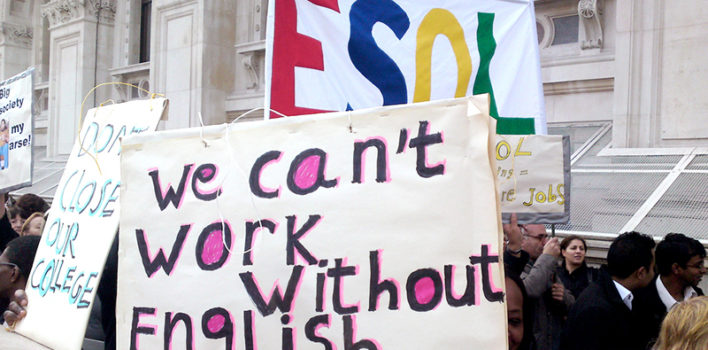 Hackney Community College Unlikely to Receive Share of £20m English Language Fund